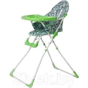 Стульчик для кормления Sema Homa зеленый SM0649 стульчик для кормления baby care o zone зеленый 505