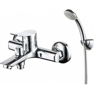 Смеситель для ванны Milardo Amplex с душем, хром (AMPSB02M02)
