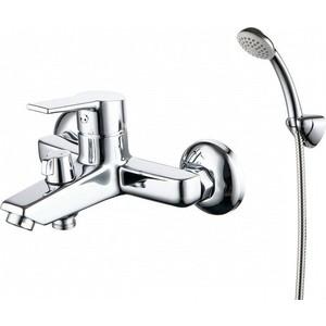 Смеситель для ванны Milardo Stripe с душем, хром (STRSB02M02)