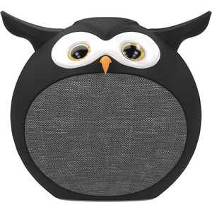Портативная беспроводная колонка Ritmix ST-110BT Owl black
