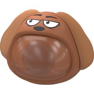 Портативная беспроводная колонка Ritmix ST-111BT Puppy brown
