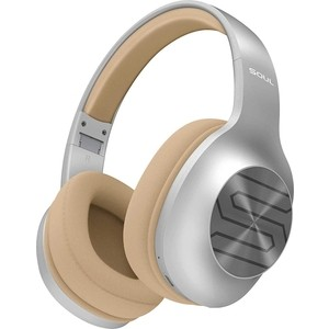 Наушники Soul Ultra Wireless silver