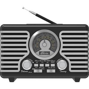 Портативный радиоприемник Ritmix RPR-095 silver цена и фото