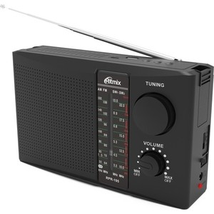 Портативный радиоприемник Ritmix RPR-195 цена и фото
