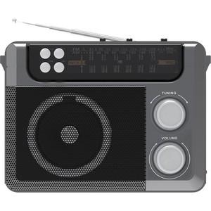 Портативный радиоприемник Ritmix RPR-200 grey цена и фото