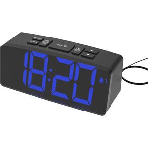 лучшая цена Радиобудильник Ritmix RRC-1820 black