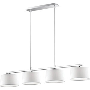 Подвесная люстра Ideal Lux Hilton SP4 Linear Bianco