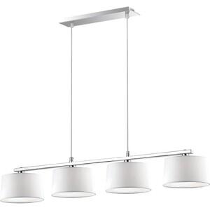 Подвесная люстра Ideal Lux Hilton SP4 Linear Bianco цена