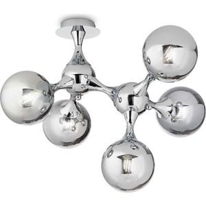 купить Потолочная люстра Ideal Lux Nodi Cromo PL5 дешево