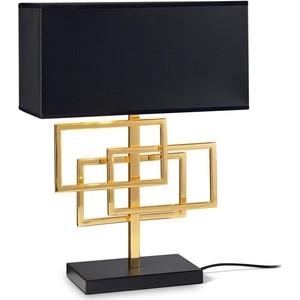 Настольная лампа Ideal Lux Luxury TL1 Ottone настольная лампа ideal lux rain color tl2