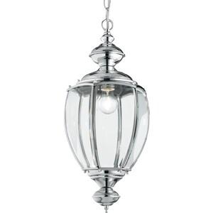 Подвесной светильник Ideal Lux Norma SP1 Cromo подвесной светильник ideal lux nemo sp1 d30 rame