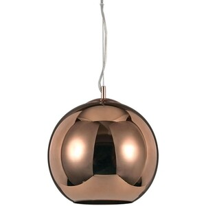 Подвесной светильник Ideal Lux Nemo SP1 D30 Rame подвесной светильник ideal lux nemo sp1 d30 rame
