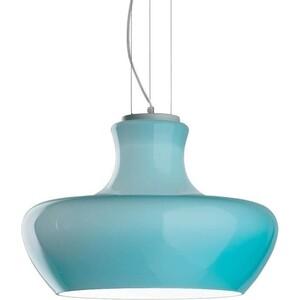 Подвесной светильник Ideal Lux Aladino SP1 D30 Azzurro