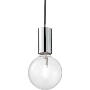 Подвесной светильник Ideal Lux Hugo SP1 Cromo подвесной светильник ideal lux nemo sp1 d30 rame