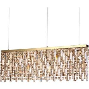 Подвесной светильник Ideal Lux Elisir SP8 Ottone