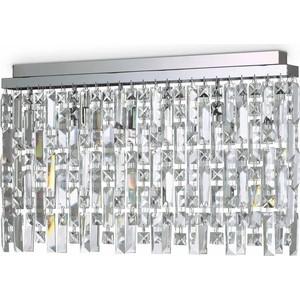 Потолочный светильник Ideal Lux Elisir PL6 Cromo светильник потолочный ideal lux harem harem pl6