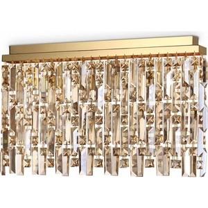 Потолочный светильник Ideal Lux Elisir PL6 Ottone светильник потолочный ideal lux harem harem pl6
