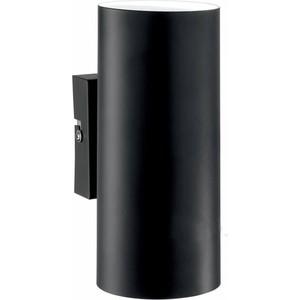 Настенный светильник Ideal Lux Hot AP2 Nero