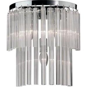 Настенный светильник Ideal Lux Elegant AP3 namat светильник ideal lux pasha ap3 oro