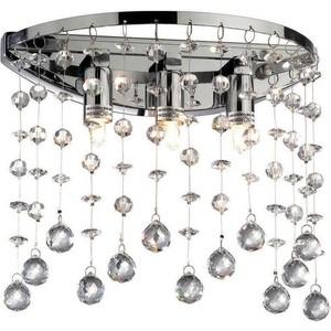 Настенный светильник Ideal Lux Moonlight AP3 Cromo namat светильник ideal lux pasha ap3 oro