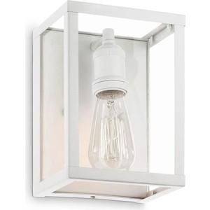 Настенный светильник Ideal Lux Igor AP1 Bianco настенный светильник ideal lux posta ap4 bianco
