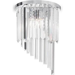Настенный светильник Ideal Lux Carlton AP3 Cromo