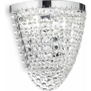 Настенный светильник Ideal Lux Pearl AP2