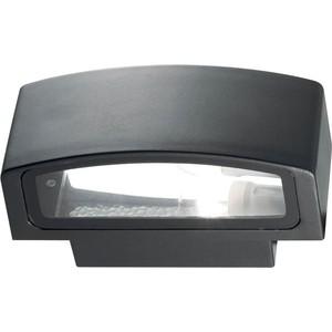 Уличный настенный светильник Ideal Lux Andromeda AP1 Nero