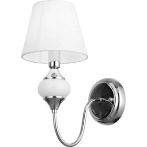 Подсветка для зеркал Ideal Lux Toy Ap1 Round ideal lux бра ideal lux minimal ap1 nero