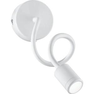 Светодиодный спот Ideal Lux Focus-1 AP1 Bianco светодиодный спот ideal lux page ap1 square nero