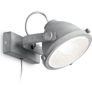 Спот Ideal Lux Reflector AP1 ideal lux бра ideal lux minimal ap1 nero