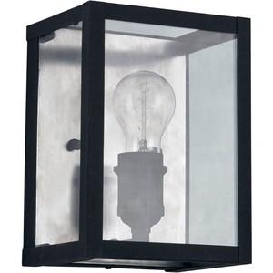 Подвесной светильник Ideal Lux Igor AP1 Nero светодиодный спот ideal lux page ap1 square nero