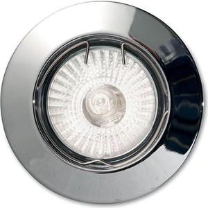 лучшая цена Встраиваемый светильник Ideal Lux Jazz Cromo