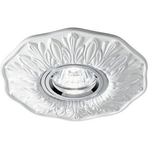 Встраиваемый светильник Ideal Lux Polka FI1 Bianco