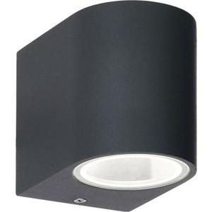 Уличный настенный светильник Ideal Lux Astro AP1 Antracite