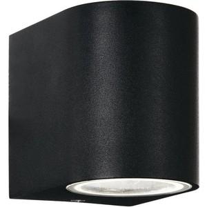 Уличный настенный светильник Ideal Lux Astro AP1 Nero astro teller exegesis