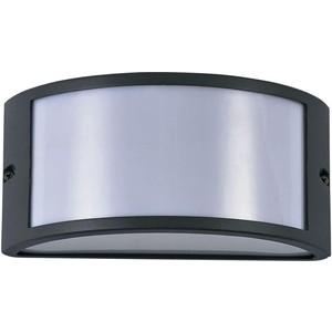 Уличный настенный светильник Ideal Lux Rex-1 AP1 Antracite настенный светодиодный светильник ideal lux vela ap1 alluminio
