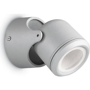 Уличный настенный светильник Ideal Lux Xeno AP1 Grigio