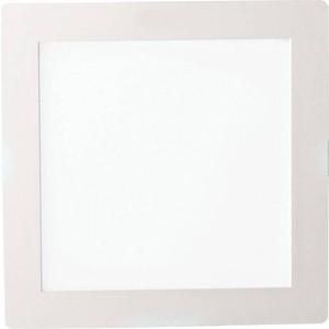 Встраиваемый светодиодный светильник Ideal Lux Groove 20W Square 3000K