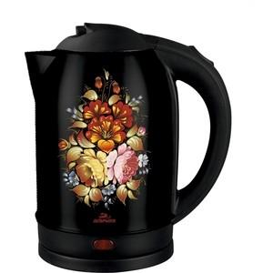 Чайник электрический Добрыня DO-1219 хохлома