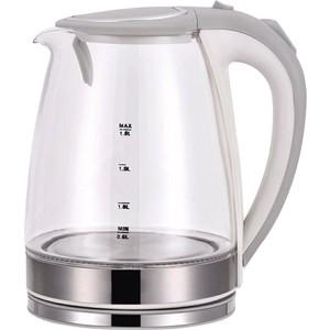 Чайник электрический Добрыня DO-1239W белый