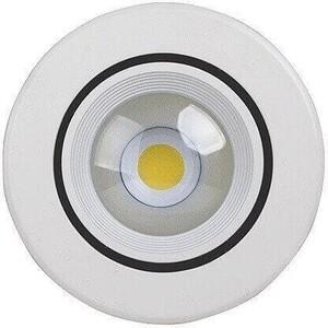 Встраиваемый светодиодный светильник Horoz 016-020-0010 встраиваемый светодиодный светильник horoz 6w 6400k белый 016 016 0006 hl687lg