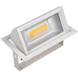 Встраиваемый светодиодный светильник Horoz 016-018-0030 встраиваемый светодиодный светильник horoz hl686l6match
