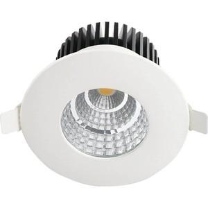 Уличный светодиодный светильник Horoz 016-029-0006 встраиваемый светодиодный светильник horoz 6w 6400k белый 016 016 0006 hl687lg