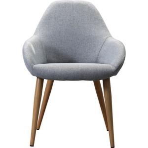 Кресло R-home Lars Сканди грей/натур кресло ресторация сканди 2