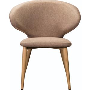 Кресло R-home Askold Сканди браун/натур