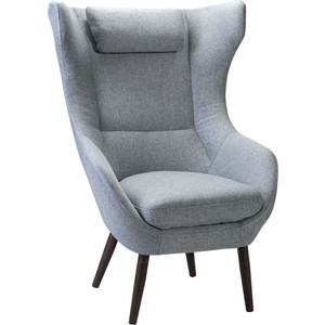 Кресло R-home Сканди 2 грей