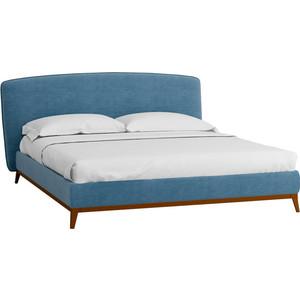 Кровать R-home Сканди лайт сапфир 1.6