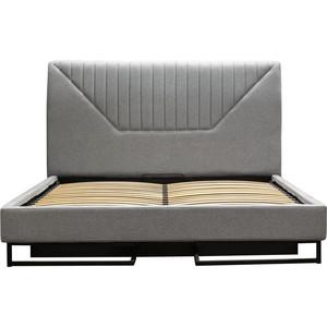 Кровать R-home Loft Alberta стоун 1.8