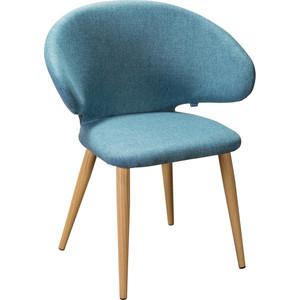 Кресло R-home Askold Сканди блю арт/натур кресло ресторация сканди 2